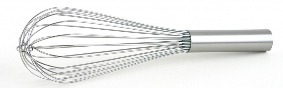 Whisk Balloon Stainless Steel 12""