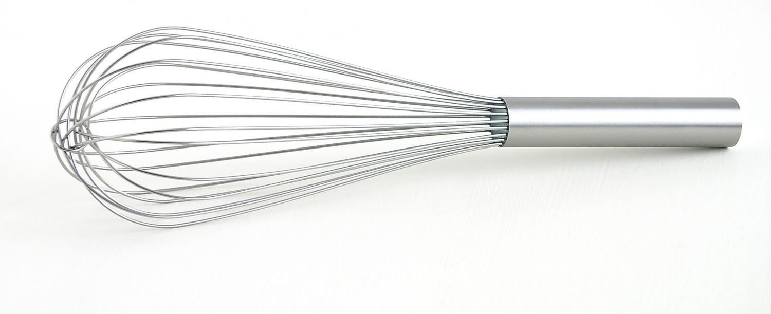 Whisk Balloon Stainless Steel 14""