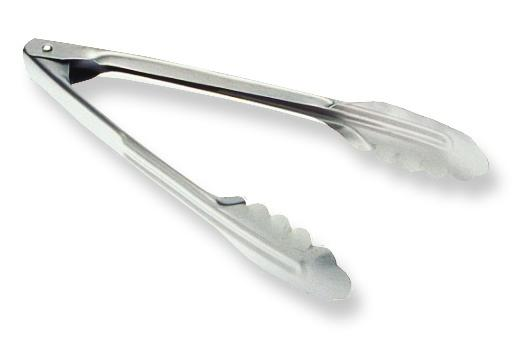 Best Spring Tongs Stainless Steel 9.5""