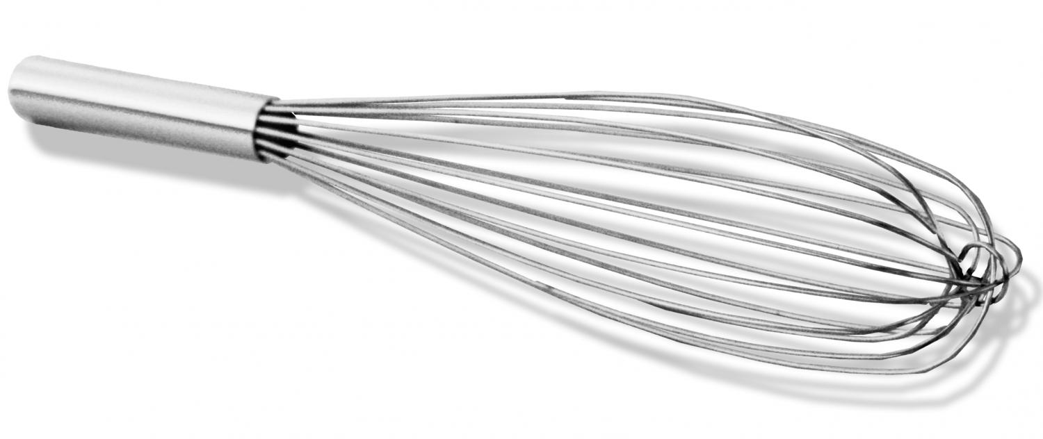 Best Heavy French Whisk Stainless Steel USA Loop Wire
